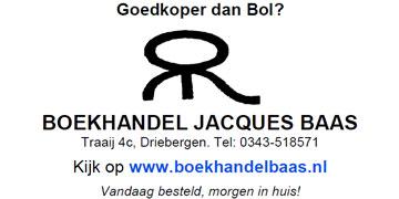 Boekhandel Jacques Baas